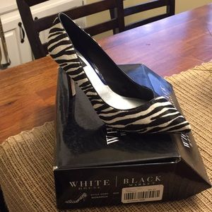 Zebra pump from whitehouseblackmarket